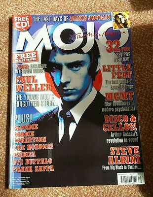 Mojo Magazine No 198 May 2010 Paul Weller No Cd