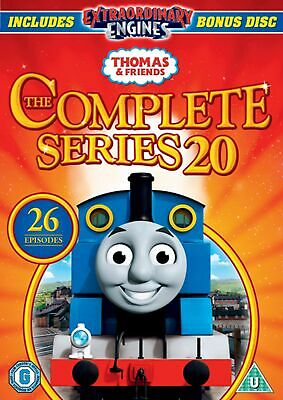 Thomas & Friends: The Complete Series 20 [DVD]