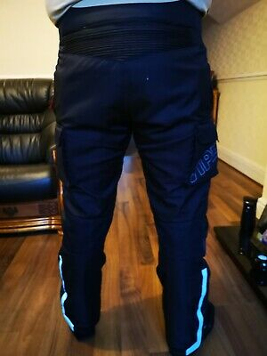 Viper textile mens trousers size 44. Pick up only. Rst, spada