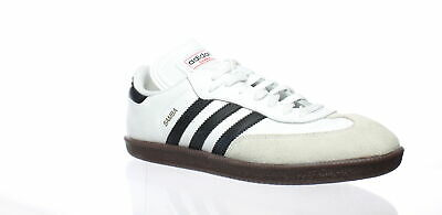 cf60a5a2ac0836 NEW ADIDAS SAMBA Classic White OG Lifestyle Indoor Soccer Shoes Size ...