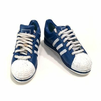 madxo 3D mini sneaker adidas superstar 35th ann LONDON 1:6 action figure M13 23