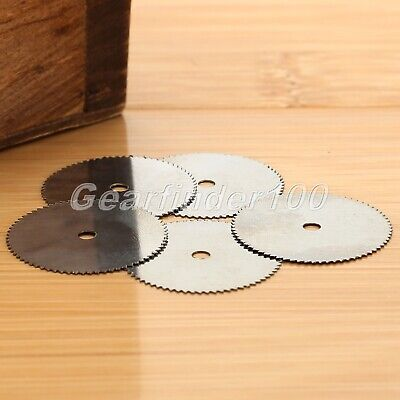 20x 22mm Metal Wood Cutting Wheel Saw Blade Rotary Tools Power Drills Wholesale