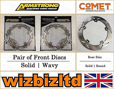 Armstrong & Comet Complete Brake Disc Kit BMW R1100 S (ABS) 1996-11/00 BK116390