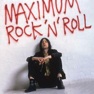 Primal Scream Maximum Rock 'n' Roll The Singles Remaster 2 CD ALBUM NEW 23RD MAY