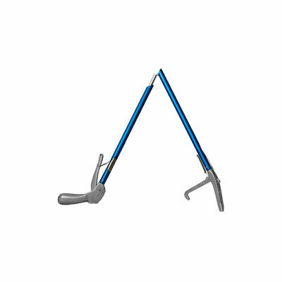 40 inches  Collapsible Snake Tong Ketch-All