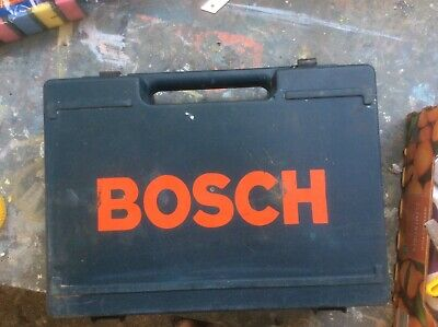 Bosch GST 2000 jigsaw in used but working order, 240 electric, comes with 2 new