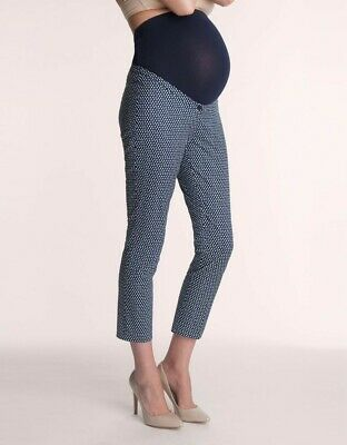 Seraphine polka dot trousers size 10