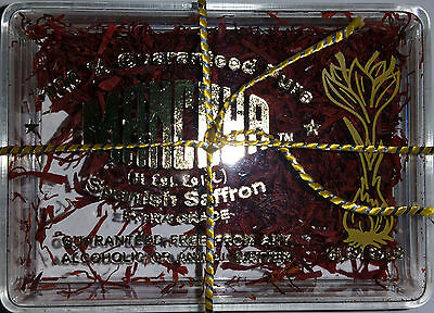 Saffron Pure Spanish Extra Grade Saffron 2g BEST PRICE BBE:DEC 2022