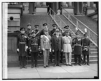 James W. Good,foreign military attaches,United States Secretary of War,1929