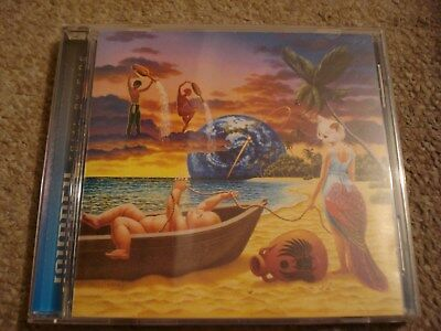 Journey CD Trial By Fire