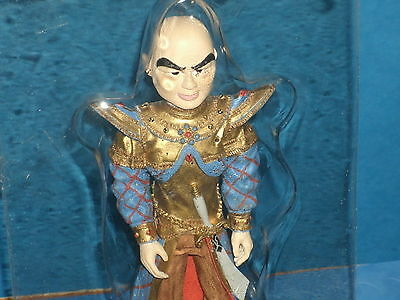 Thunderbirds Collectible Ltd Ed: Figures: THE HOOD.  Carlton 1999 Gerry Anderson