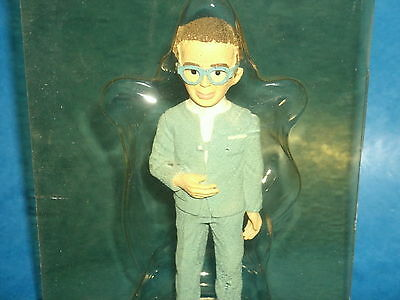 Thunderbirds Collectible Ltd Edition Figures: BRAINS Carlton 1999 Gerry Anderson