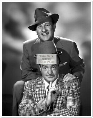 """Abbott and Costello  Vintage (8""""X10"""" Inches) Photo Art Prints #1-10 Rare WoW"""