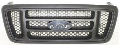 CPP Gray Grill Assembly for 2005-2008 Ford F-150 Grille