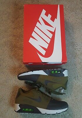 Nike Air Max 90 Ultra 2.0 Militia Green 876005 300 Sneaker