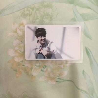 Bangtan Boys J-Hope Official Photocard BTS Skool Luv Affair Special Addition