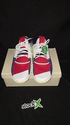 36118910cd1ab ADIDAS TENNIS HU V2 Pharrell x Billionaire Boys Club BB9549 Size ...