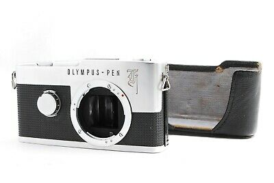 Olympus Pen F 35mm SLR Half Frame Film Camera Body Only From Japan 404