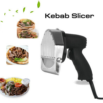 ITOP 220V/50Hz Electric Shawarma Cutter Slicer Knife Gyro Doner Kebab