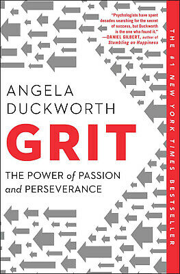 Grit : The Power of Passion and Perseverance by Angela Duckworth (eBooks, 2018)