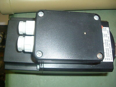 Fischer ....500-564141104 ...electric Motor 0.12 Kw C/w Brake.. New Not Packaged