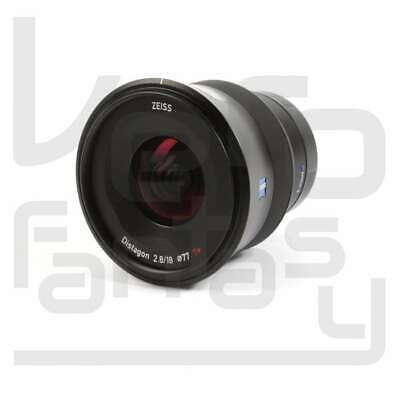 NEW Zeiss Batis 18mm f/2.8 Lens for Sony E Mount