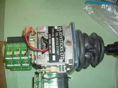 Hq Joysticks 02911, 4 Position Back-Front, 2 Position Side To Sid New Not Packed