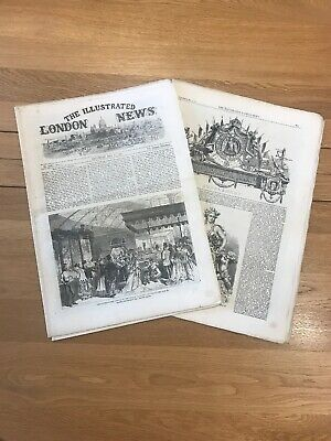 11th May 1867, Original Victorian Newspaper, The Illustrated London News