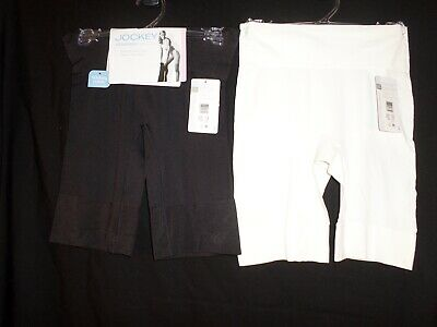 6fbfba358 Jockey Slipshorts Wicking   Cooling lot of 2 Pair Size Small Women s  Skimmies
