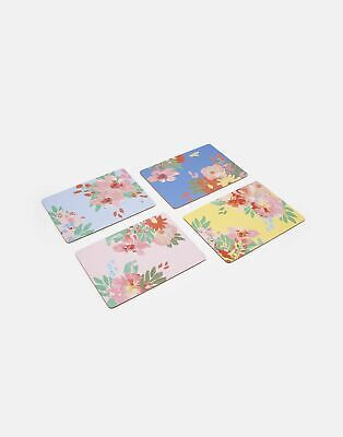 Joules  Kitchen Placemats Set Of 4 Cork backed ONE in  in One Size