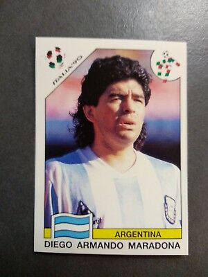 PANINI World Cup Story 90 1990-10 cartocci packets BUSTINE sobres POCHETTES