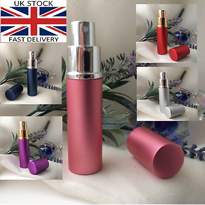 Quality Refillable Aftershave Atomizer Travel Perfume Atomiser pump spray 10ml