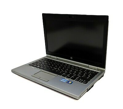 HP EliteBook 2570p Intel Core i5-3340M 2.7Ghz 4GB 500GB Win 7 Laptop Notebook BL