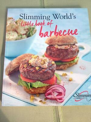 Slimming World's Little Book of Barbecue Over 60 Recipes Savoury & Sweets Drinks