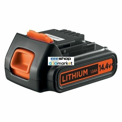 Black & Decker BL1514-XJ Battery slide - Rechargable Battery - 1,500 mAh 14.4