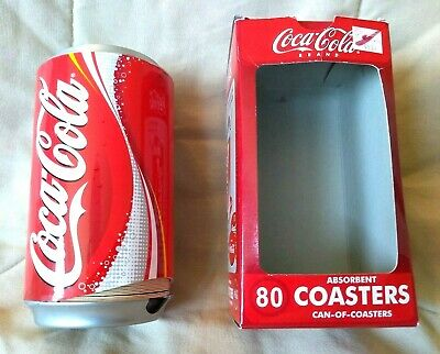 Coca-Cola Can-Of-Coasters