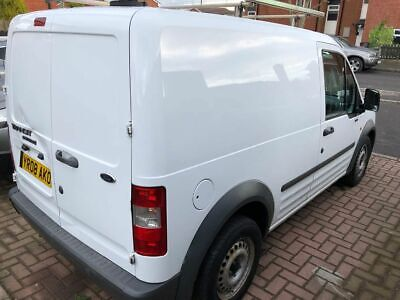 017ea6c4e7 2008 FORD TRANSIT CONNECT Stunning little van - £1