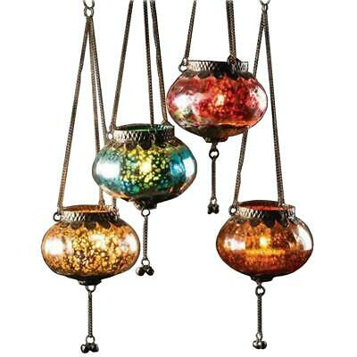 Authentic Moroccan Hanging Lanterns Lampshade Style Classic Vintage Turkish