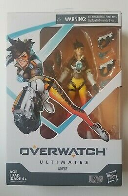 """Overwatch Ultimates Series: """"TRACER"""" 6-inch Collectible Action Figure Brand New!"""