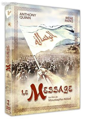 Le Message 2 DVD Anthony Quinn NEUF sous cellophane