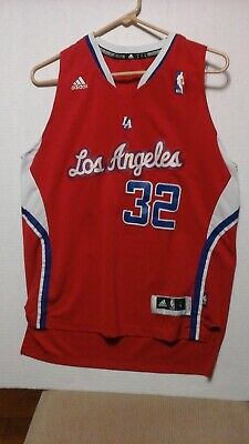 02ca5edd483     Los Angeles Clippers Blake Griffin  32 Adidas NBA Jersey Youth Large