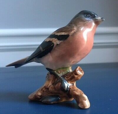 Beswick Chaffinch Bird Figurine # 991 Made in England * Excellent!