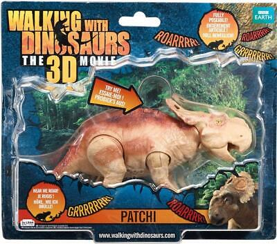 Walking With Dinosaurs Patchi - Talking Dinosaur BRAND NEW 5025123507088