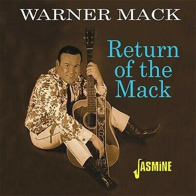 Warner Mack - Return Of The Mack [New CD] UK - Import