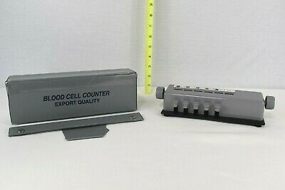 Scientific 5 Key Blood Cell Counter Export Quality W/ Case