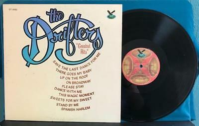The Drifters Greatest Hits~Org 1980 Gusto Lp~Funk~Soul~R+B~Goes My Baby~Broadway