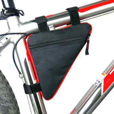 MTB Bike Road Bicycle Cycle Front Tube Triangle Frame Storage Bag Pack Pouch New