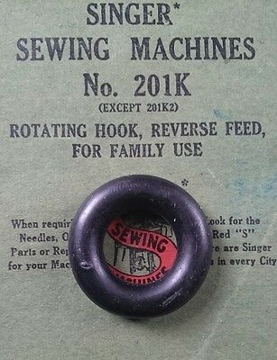 SINGER SEWING MACHINE 201k BOBBIN WINDER RUBBER