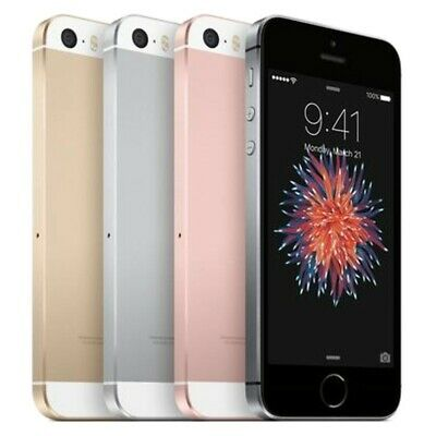 Brand # Apple iPhone SE 16 32 64 128GB A1662 Factory Unlocked Smartphone