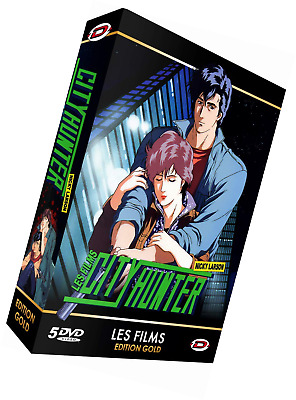 Coffret city hunter